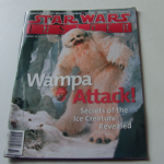 Star Wars Insider Magazine issue 33 Wampa Attack